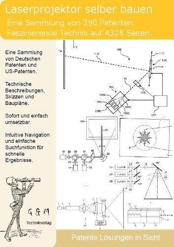 Laserprojektor selber bauen: 290 Patente zeigen wie es geht!