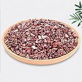 Yiwong Grava para Acuario, Piedras Decorativas Guijarros para Jardineras, 500g Guijarros Pulidos De Piedra Natural De Grava De Acuario
