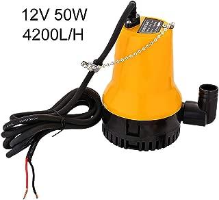 ROSEBEAR Dc 12V Zc-A250 Mini Pompe /à Eau /à Engrenage R/ésistant /à La Corrosion Auto-Amor/çante