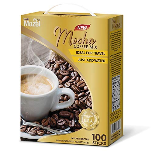 Café Mazel Special price Instant Coffee - 3 Ranking TOP3 Mix in Mocha 1