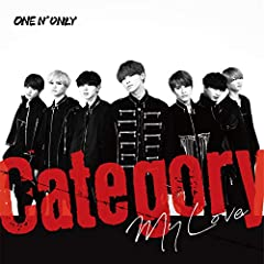 ONE N' ONLY「Category」のジャケット画像