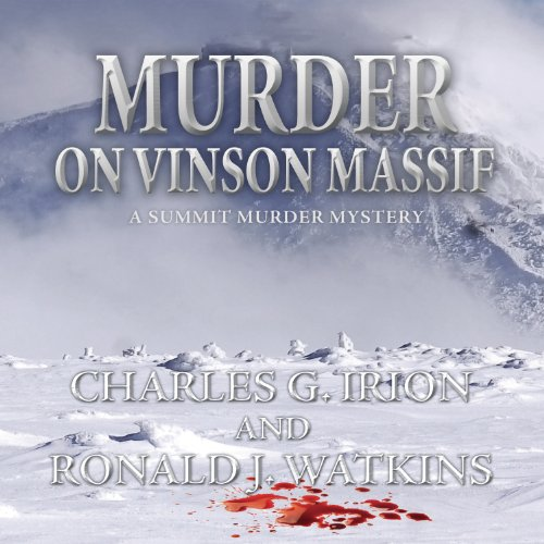 Murder on Vinson Massif cover art