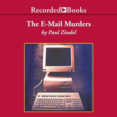 Couverture de The E-Mail Murders