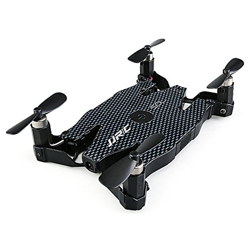 JJRC H49 Selfie Droni[720P],Beetest Pieghevole Ultra Sottile Portatile Pieghevole Elicottero Drone RC Quadcopter - Con 720P FPV HD Camera WiFi Altitudine in Attesa