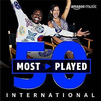 50 Most Played: International