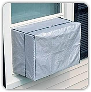 Outdoor Window AC Cover Air Conditioner Protects Window-style Air Conditioners From Dirt and Debris in the Off-Season