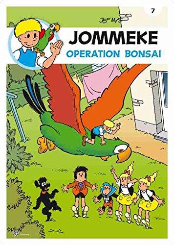 Jommeke 7 - Operation Bonsai (Comic)