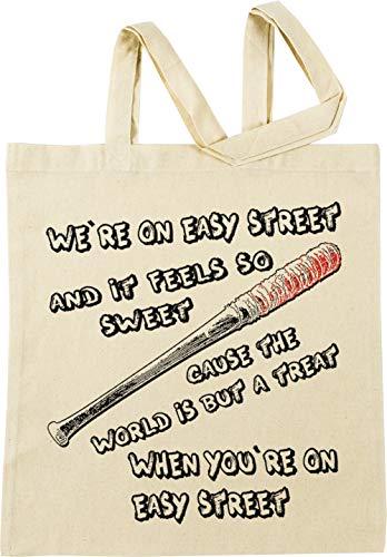 Vendax were On Easy Street Beige Bolsa De Compras
