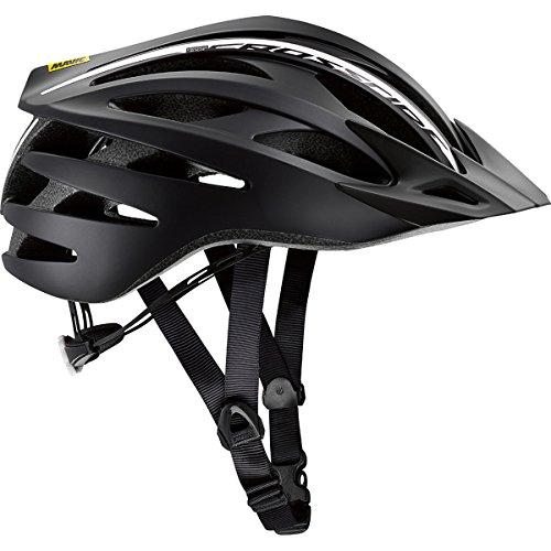MAVIC Crossride SL Elite MTB Fahrrad Helm schwarz/weiß 2018: Größe: L (57-61cm)