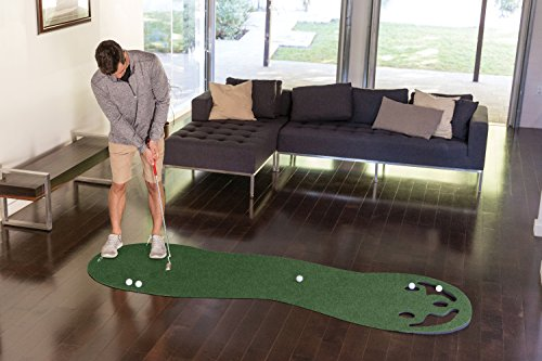 SKLZ Golf Indoor Putting Green, 3 x 9 feet