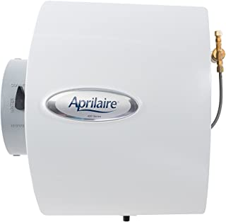 aprilaire 600m bypass humidifier