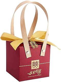 الصينية هدية مربع الحلوى، مربع التعبئة والتغليف الحلوى، 30/50/100 قطع زفاف مربع الحلوى مربع هدية الإبداعية، لحفلات الزفاف،...