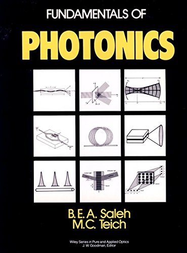 Fundamentals of Photonics (Wiley Series in Pure & Applied Optics)