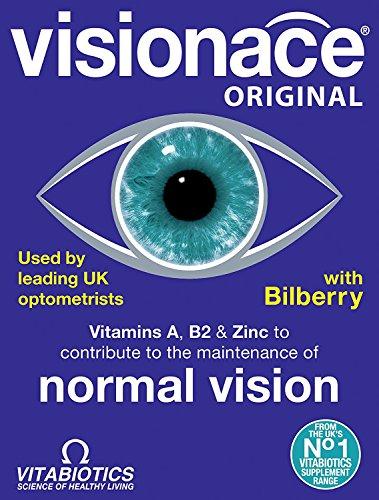 Vitabiotics | Visionace Improved Tablets | 10 x 30s