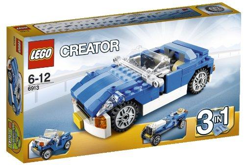 LEGO Creator 6913 - Blaues Cabriolet