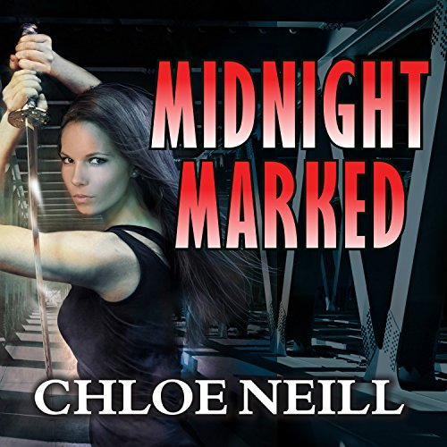 Midnight Marked audiobook cover art
