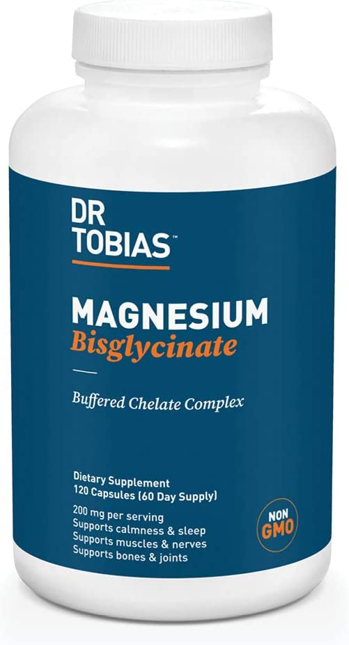 Dr. Tobias Magnesium Bisglycinate Today's only - Complex Sup Buffered Chelate Ranking TOP8