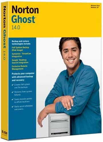 Norton Ghost 14.0 Ultra-Cheap Deals Version Max 66% OFF Old
