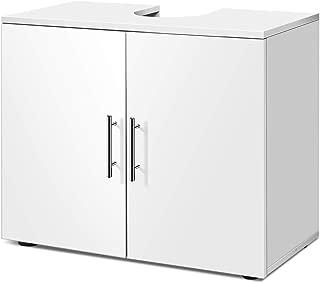 Giantex Bathroom Vanity Cabinet Under Sink Storage, 27