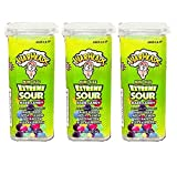 Warheads Extreme Sour Hard Candy Mini Size Flip Open...
