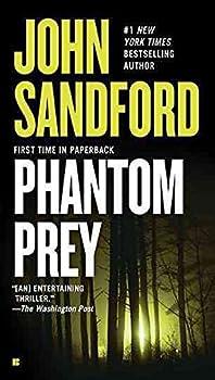 Paperback [Phantom Prey] (By: John Sandford) [published: May, 2009] Book