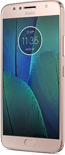 Motorola MOTO G5S Plus XT1806 32GB Factory Unlocked Cell Phone Blush Gold WeeklyReviewer