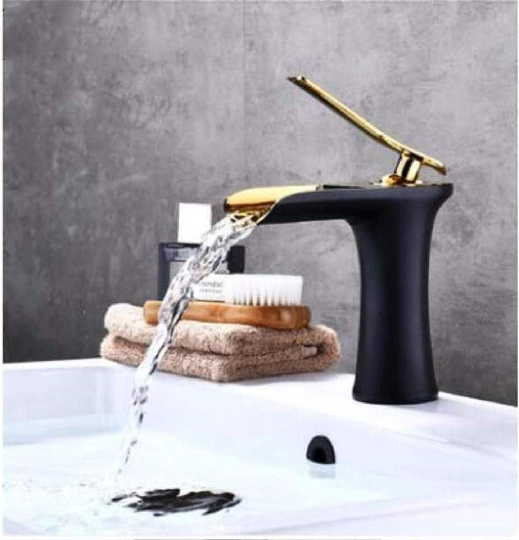 360° redating Faucet Retro Faucetbasin Mixer Tap Basin Faucets Waterfall Bathroom Faucet