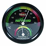 Trixie 76113Termometro e igrometro analogico