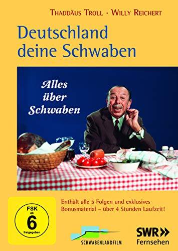 Deutschland deine Schwaben, 2 DVDs