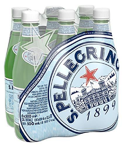 『サンペレグリノ (S.PELLEGRINO) 炭酸水 PET 500ml [直輸入品] ×36本』の4枚目の画像