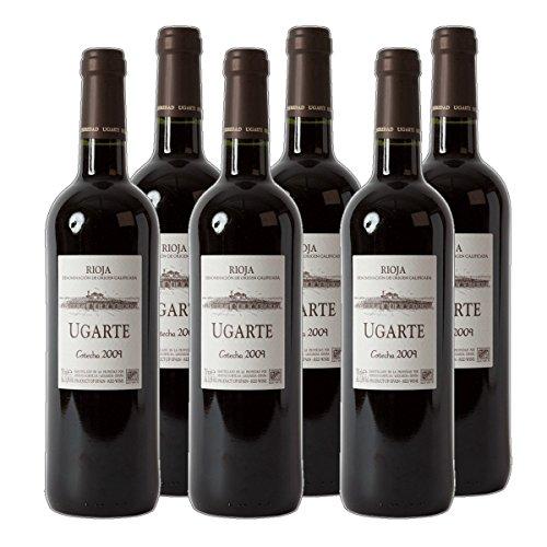 Ugarte 2 Anos Rioja Alavesa DO Rotwein Spanien 2016 trocken (6x 0.75 l)