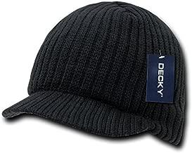 DECKY Campus Jeep Cap, Black