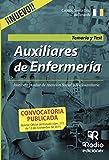 Auxiliares de Enfermería del IIASS. Cabildo Santa Cruz de Tenerife. Temario y test (OPOSICIONES)