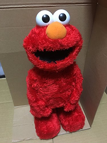 SESAME STREET: Tickle-me Elmo X