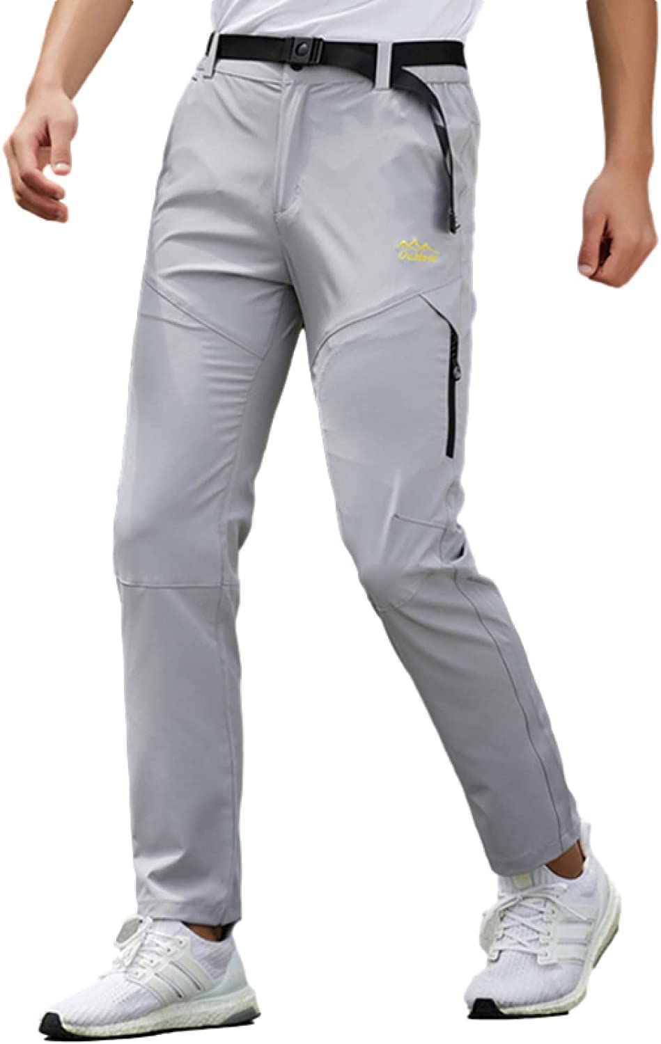 Men's Cargo Pants Four Seasons Style Outdoor Hiking Trousers Sim