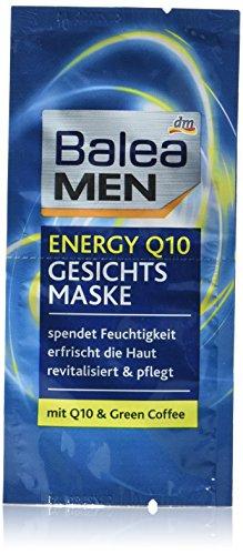 Balea MEN Energy Q10 Gesichtsmaske, 16 ml