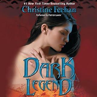 Dark Legend audiobook cover art