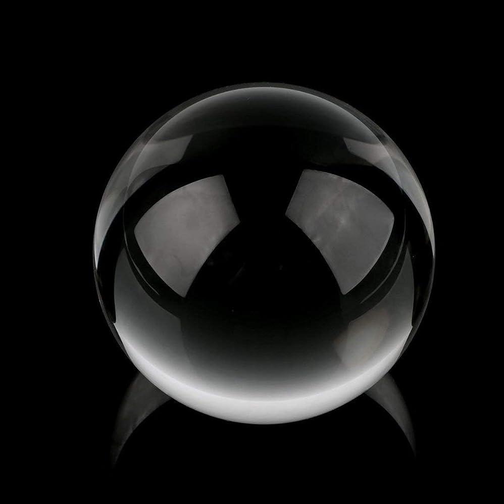 ヘルパーほのか作動するTivollyff K9ガラスクリア60ミリメートルレアナチュラルクォーツクリスタル球クリアマジックボールチャクラヒーリング宝石すべての機会のための素晴らしいギフト