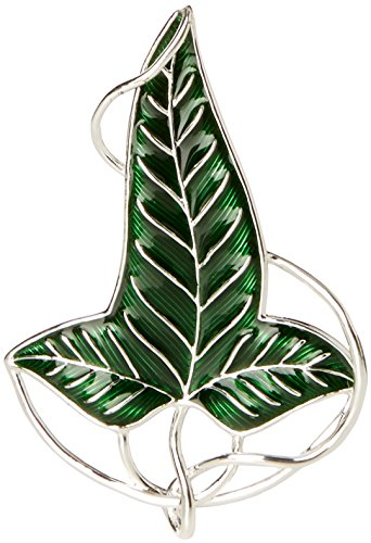 The Noble Collection Lord of the Rings: Lórien Leaf brooch
