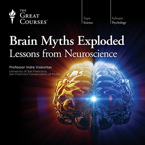 Brain Myths Exploded audiobook cover art