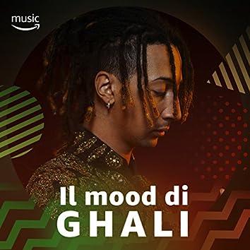 Il mood di Ghali