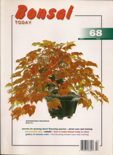Bonsai Today (July-August 2000, Number 68)