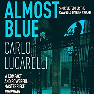 Almost Blue cover art