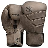 Hayabusa T3 LX Leather Boxing Gloves for Men and Women