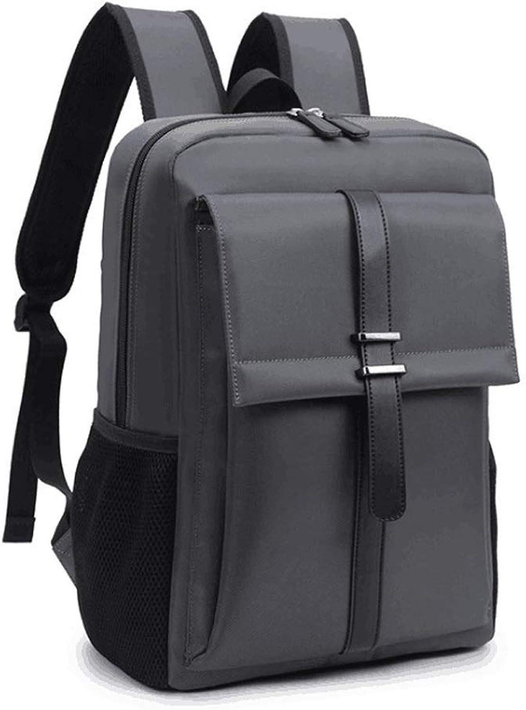 JYKJ Student Bag, Outdoor Waterproof Travel Backpack Large Capacity Business Computer Bag Campus Package