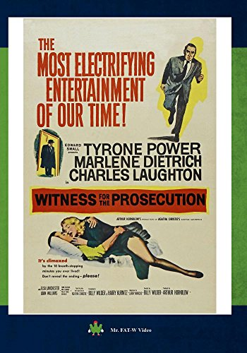 Witness For The Prosecution [DVD]