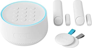 Secure Home Security & Alarm System Starter Pack (Guard, Detect Sensors, and Tags)