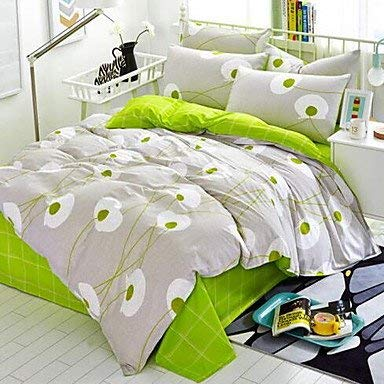 Betrothales Toile De Jouy 4 Funda Chic Casual Nórdica 1 Pieza 2 Piezas Fundas De Almohada 1 Pieza Colcha Ropa De Cama para Dormitorio Decoración del Hogar (Color : Colour, Size : Size)