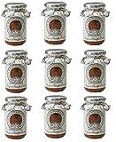 Azienda Agricola Prunotto Mariangela Sugo ai Funghi Porcini - 9 Confezioni da  215 g...