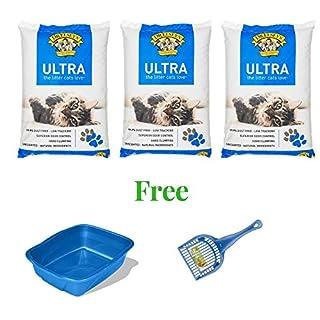 شراء Precious Cat Pack Ultra Premium Clumping Cat Litter 40 Pound Bag